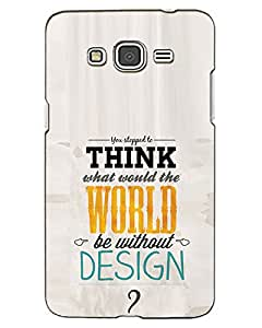 WEB9T9 Samsung Galaxy J1 (2016) back cover Designer High Quality Premium Matte Finis...