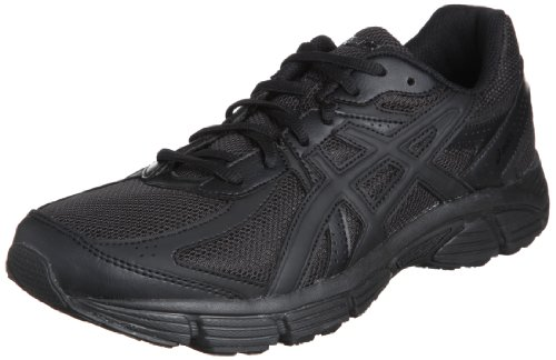 [ASICs] ASICS road jog 7 TJG132 9090 (black / Black /25.5)