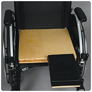 Amazon.com: Unpadded Amputee Seat with Cushioned Stump Support