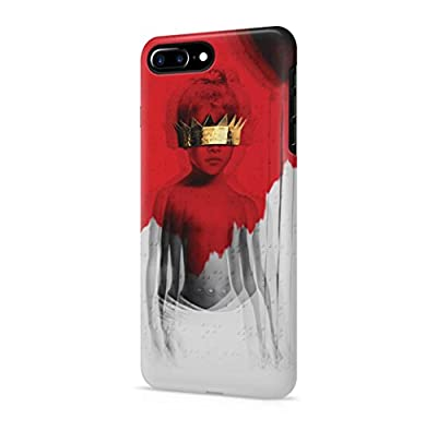 Rihanna Album ANTI Cover iPhone 7 Plus Hard Plastic Phone Case Cover