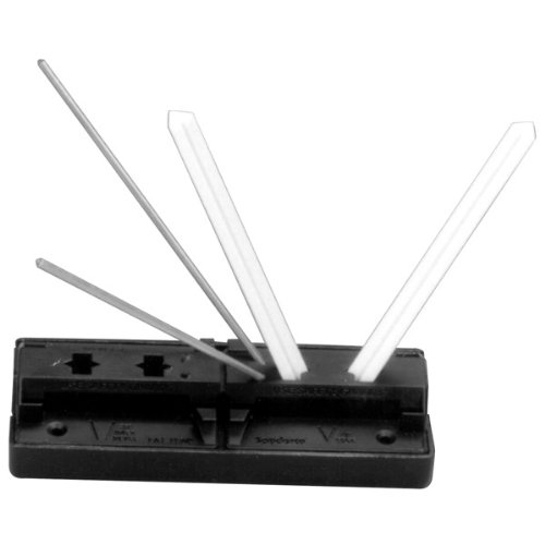 Spyderco Triangle Sharpmaker, 2 Medium/2 Fine