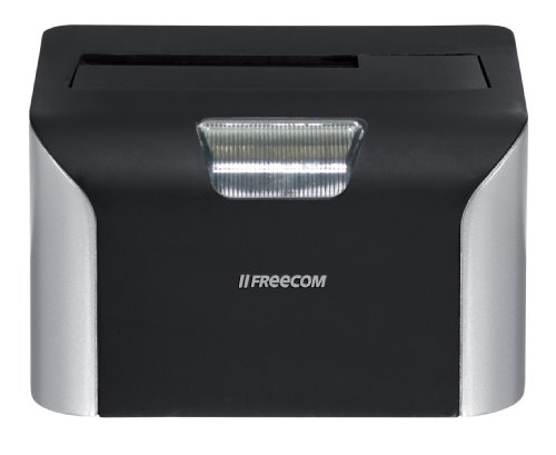 Freecom 31994 External Desktop Dock for 2.5/3.5 Inch USB 2.0/eSATA Internal Hard Drives