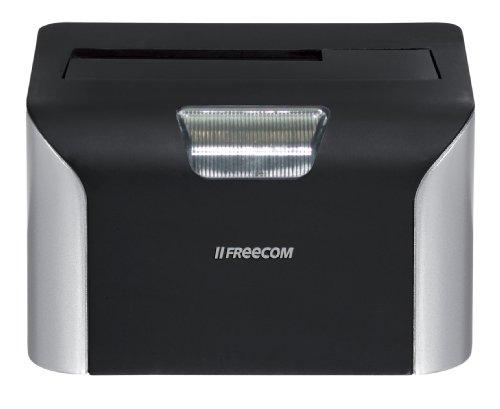 Freecom 31994 External Desktop Dock for 2.5/3.5 Inch USB 2.0/eSATA Internal Hard Drives
