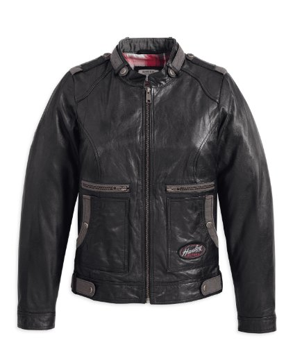Harley-Davidson Verona Leather Jacket 97160-13VW Damen Outerwear