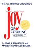 Joy of Cooking (0026045702) by Irma S. Rombauer