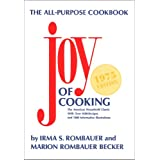 JOY OF COOKING ~ Irma S. Rombauer