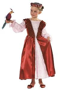 Cesar - I849-004 - Costume - Princesse Renaissance - Cintre - 3/5 ans