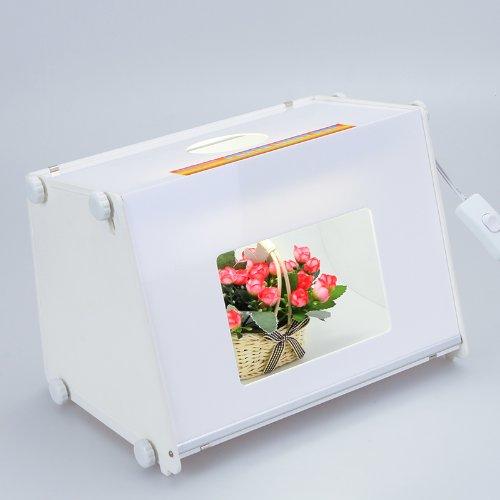 SANOTO Portable Mini Kit Photo Photography Studio tent Light Box Softbox MK30 110V(12