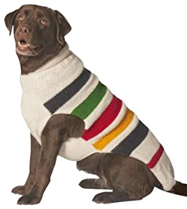 Chilly Dog Blanket Dog Sweater, 3X-Large