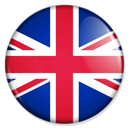 Button Flagge Großbritannien - Großbritannien Union Jack London Badge, Großbritannien Union Jack London Pin, Großbritannien Union Jack London Anstecker, Großbritannien Union Jack London Button, Großbritannien Union Jack London Pins