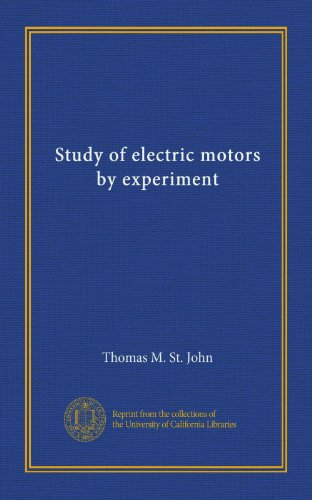 Electric Motor Experiment
