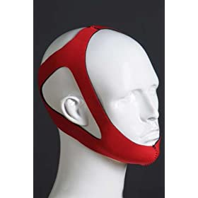 Ruby Chin Strap - Large