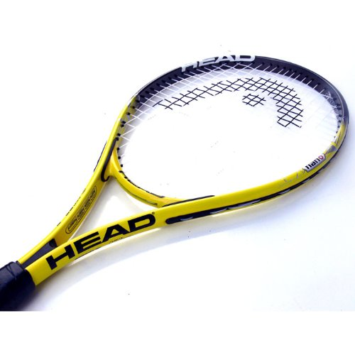 Head Nano Titanium TI-Lite Adult Tennis Racket rrp£50