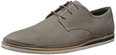 pavers s grey leather boat shoes 11 uk buy