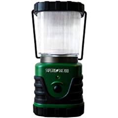 Supernova 300 Lumens Ultra Bright LED Lantern - The Best LED Lantern for Camping,... by Supernova 300