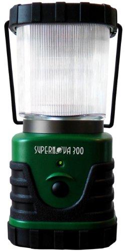 Supernova 300 Lumens Ultra Bright LED Lantern - The Best LED Lantern for Camping, Hiking or Any Type of Emergency - Battery Powered and Long Lasting Lanterns LED