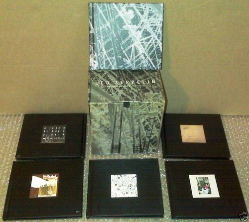 which led zeppelin box set to buy dvd talk forum. Black Bedroom Furniture Sets. Home Design Ideas