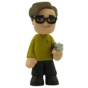 Big Bang Theory Mystery Mini Star Trek Leonard with Phaser