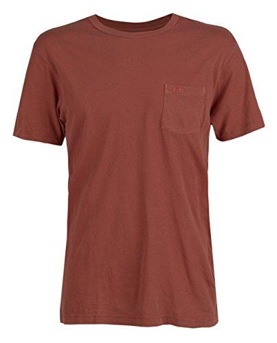 Rvca Men'S Ptc2 Pigment T-Shirt, Green Tea, Large