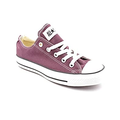 Wine Colored Tennis Shoes