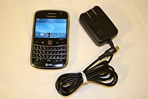 BlackBerry Bold 9000 3G GSM Smartphone - AT&T