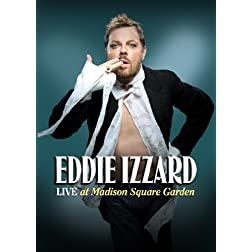 Eddie Izzard: Live At Madison Square Garden