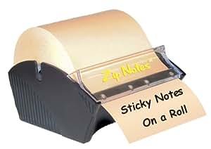 Zip Notes Manual Dispenser, Dark Blue (0021)