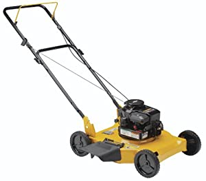 Poulan Pro PR450N20S Side Discharge Push Mower, 20-Inch from Husqvarna/Poulan/Weed Eater
