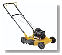 Poulan Pro PR450N20S Side Discharge Push Mower, 20-Inch