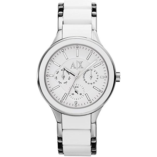 Discover Top 20 Armani Exchange Womens Watches