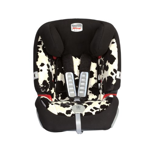Britax Evolva Plus Group 1-2-3 Car Seat (Cowmooflage)