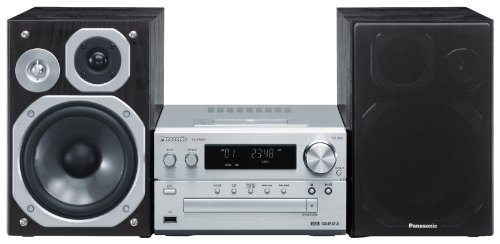 Review and Buying Guide of The Best Panasonic SC-PMX5EG Stereo Hi-Fi System;2 x 60 W (No DAB)