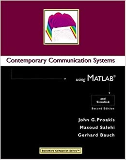 fundamentals of communication systems proakis pdf free download