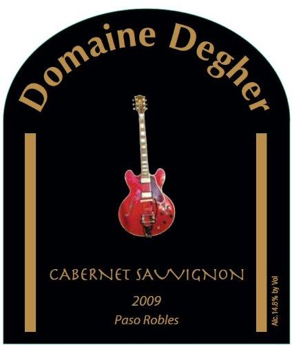 2009 Domaine Degher Cabernet Sauvignon Paso Robles 750 Ml