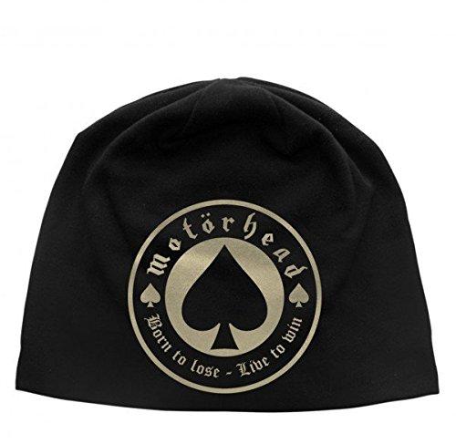 MOTORHEAD BORN TO LOSE beanie hat