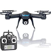 KiiToys X007 Quad Copter with 2MP 720p HD Spy Camera, 2nd Generation