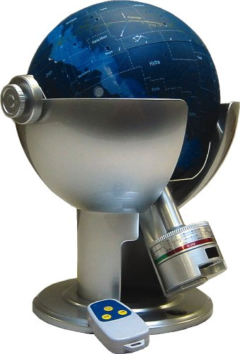 iOptron LiveStar Mini Planetarium for Telescopes (Blue)