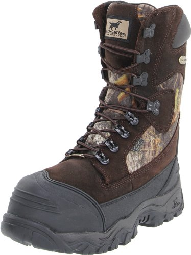 Review Of Irish Setter Men's SnowTrackerPac 12ColdWeatherBoot
