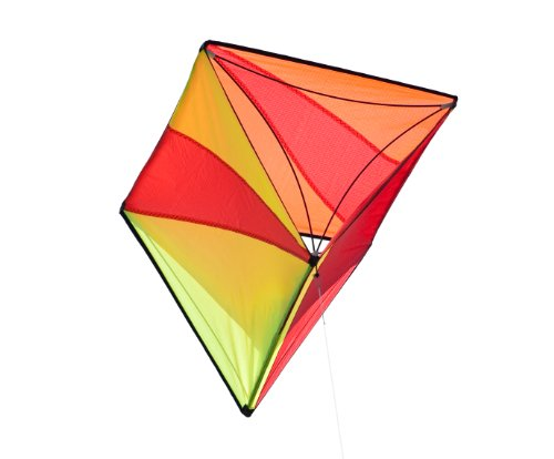 Prism Triad Box Kite, Fire