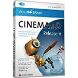 "Cinema 4D 11 - Video-Training  (PC+MAC-DVD)von ""STARK Verlag"""