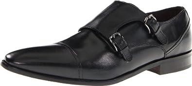 Giorgio Brutini Men's 24845 Monk Strap,Black,12 D (M) US