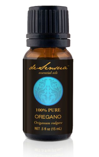 Oregano Essential Oil Of 100% Proven Purity For Professional Aromatherapists (For Home Use, See Warnings) Derived Wholly From The Oregano Herb. Half Ounce (15 Ml)