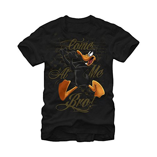 looney-tunes-daffy-duck-come-at-me-bro-mens-graphic-t-shirt