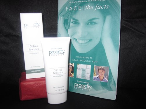 Proactiv Solution Oil Free Moisture SPF 15