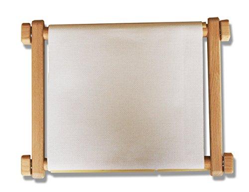 luca-s-lmc3040-telaio-da-ricamo-struttura-in-legno-di-faggio-con-clip-30-x-40-cm