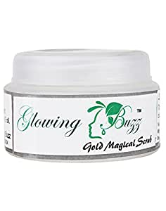 Glowing Buzz Glowing Buzz Gold Magical Scrub