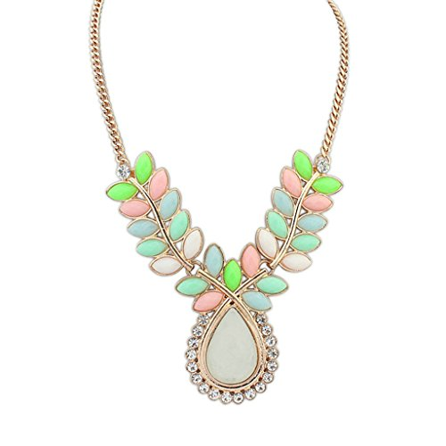 aooaz-womens-bohemian-statement-necklace-choker-necklace-long-necklace-leaf-teardrop-cz-crystal-colo