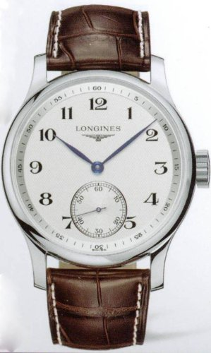 Consumer Guide: Longines Mens Stainless Steel Watch with Brown Leather Strap L26404785