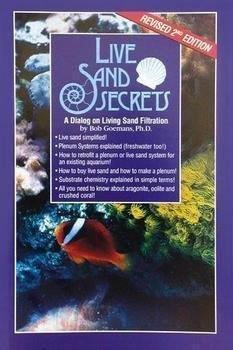 Live Sand Secrets Book by Bob Goemans