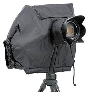 Enjoyyourcamera M-6399 Kameraschutzhülle Regenschutzhülle für (D)SLR-Kameras z.B. für Canon EOS 40D 30D 20D 10D 5D 1D 1Ds Mark II III N o. Nikon D3 D2X D2H D300 D200 und weitere